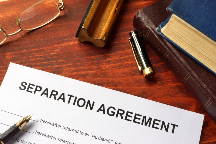 How Does Separation Relate To Divorce Trimnal Myers Attorneys